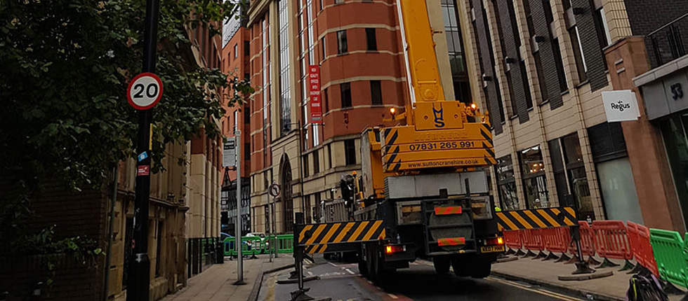 lifting company manchester
